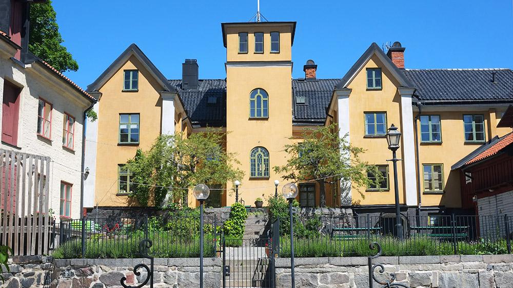 Bergsbrogården – Norrköpings stadsmuseum