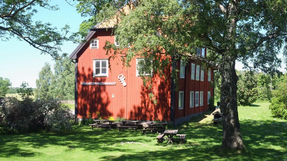 Hällristningsmuseum i Himmelstalund – Norrköpings stadsmuseum