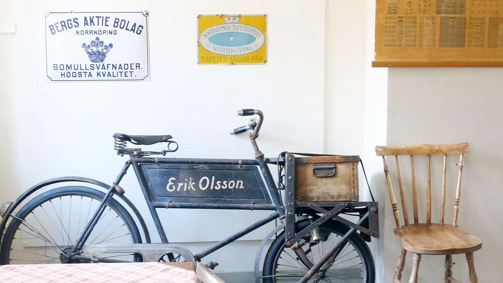 Interiör från Handelsboden – Norrköpings stadsmuseum