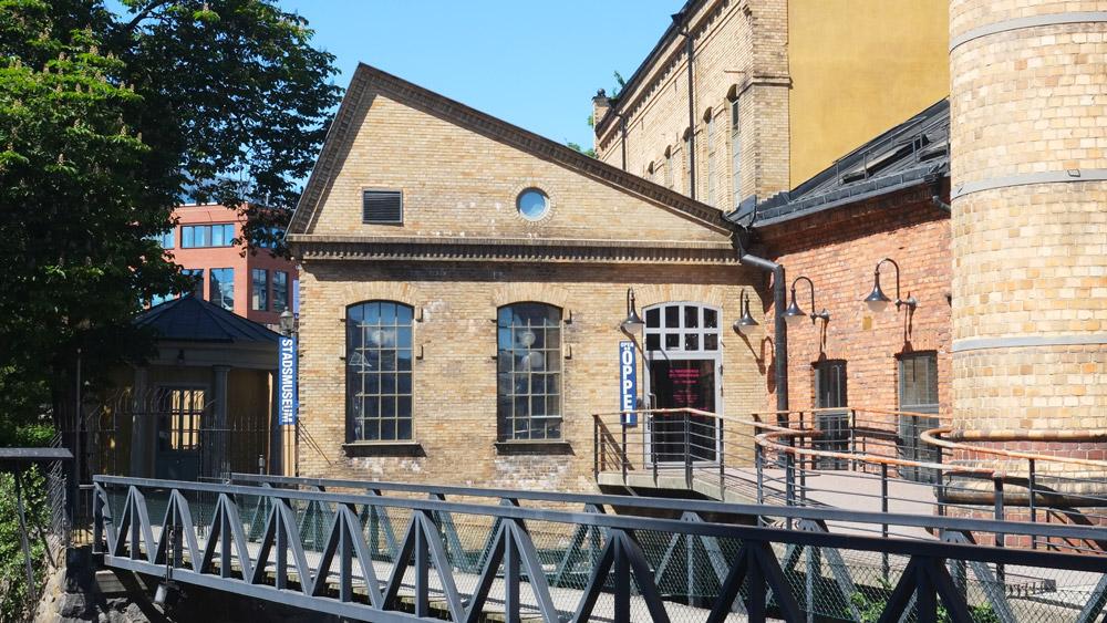 NIGA-huset – Norrköpings stadsmuseum