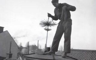 Sotare på hög höjd – Norrköpings stadsmuseums fotoarkiv